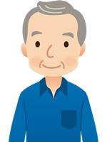 宮崎市内 毎日 76才 男性 Tさん