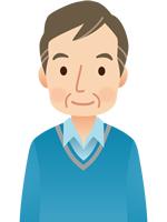 金印、毎日 50代 男性 宮崎市 Mさん 1年